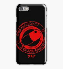 Bad for Education iPhone Case/Skin