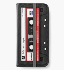 80's Mix Tape iPhone Cases iPhone Wallet/Case/Skin
