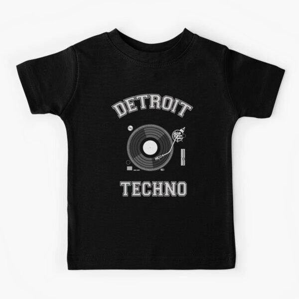 Detroit Techno Kids T-Shirt