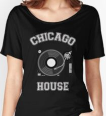 Chicago House Women's Relaxed Fit T-Shirt