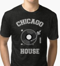 Chicago House Tri-blend T-Shirt