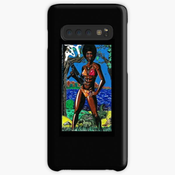 Bad Girls of Motion Pictures #4 (of 9)- Agent Rosie Carver Samsung Galaxy Snap Case