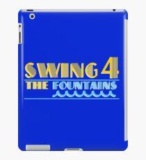 SWING! iPad Case/Skin