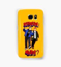 Lazy Scranton - With Text Samsung Galaxy Case/Skin