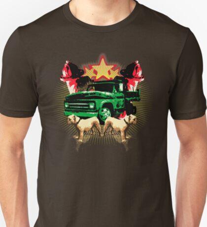 Truck Dog T-Shirt