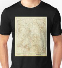 USGS TOPO Map Arizona AZ Prescott 315585 1892 250000 T-Shirt