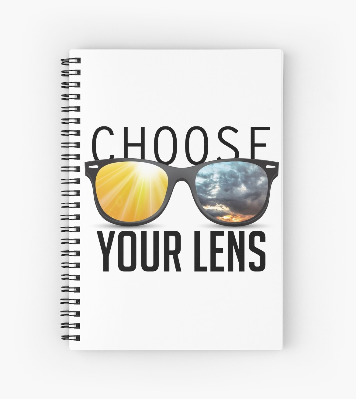 Choose Your Lens by powerfulnonsens