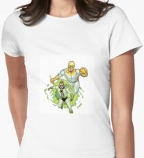 Bulletproof Kid and Wormhole T-Shirt