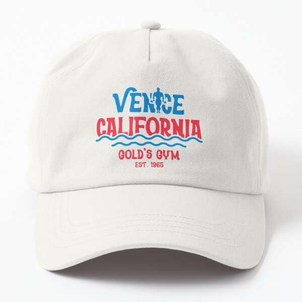 Gold's Gym Venice Waves  Dad Hat