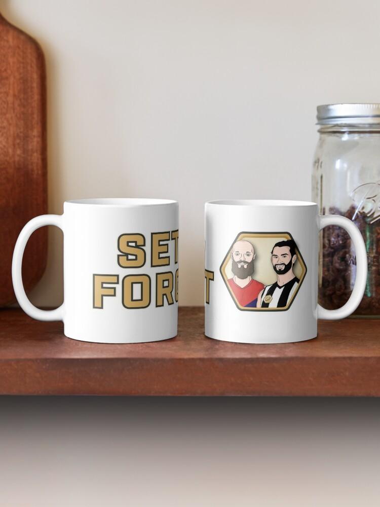 Alternate view of Set & Forget Mug