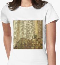 Upper Eurobin Falls abstract T-Shirt