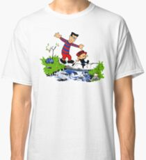 Little Viking and Strong Man Classic T-Shirt