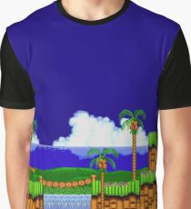 Happy Times on Green Hill Graphic T-Shirt