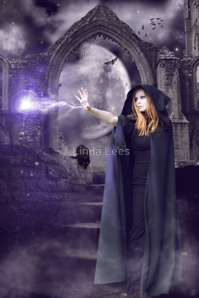 The Spell is Cast by Linda Lees