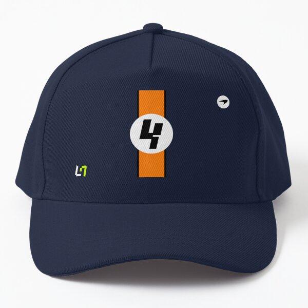 NORRIS 4 - 2021 Monaco GP / New MCL Livery Design For Baseball Cap