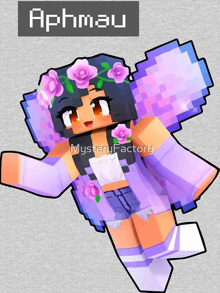 Aphmau Minecraft Magical Fairy  by MysteryFactory
