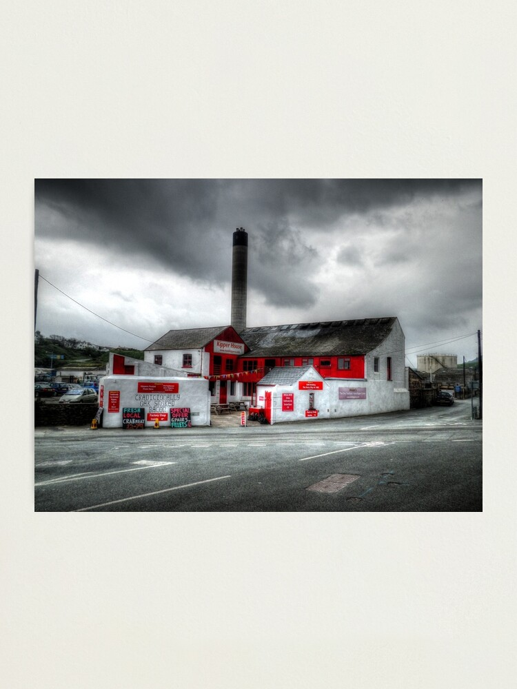 Alternate view of The Kipper Works Photographic Print