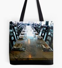 The Endless Table Tote Bag