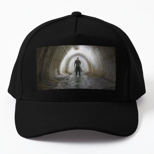 Tunnel, Canal tunnel Baseball Cap