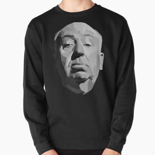 Alfred Hitchcock Geometric Graphic Pullover Sweatshirt
