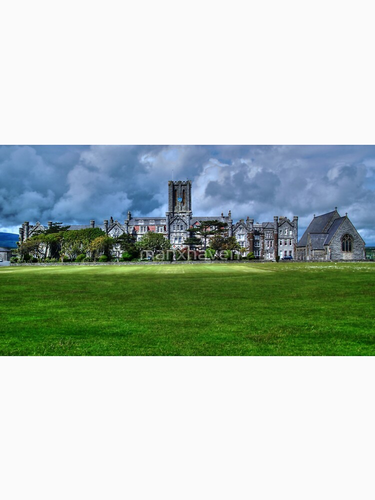 King Williams College by manxhaven
