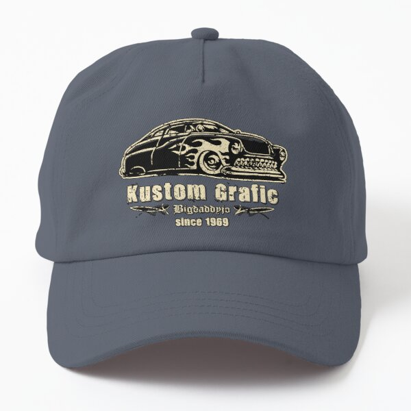Kustom Grafic Casquette Dad Hat