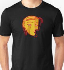 Cubist head Unisex T-Shirt