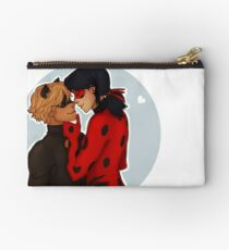 Ladybug and Chat Noir Studio Pouch