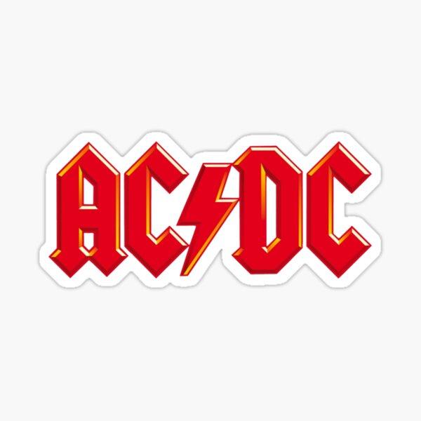 DC/AC Sticker