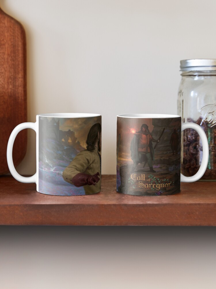 Alternate view of CoS Official (Art Version) Mug