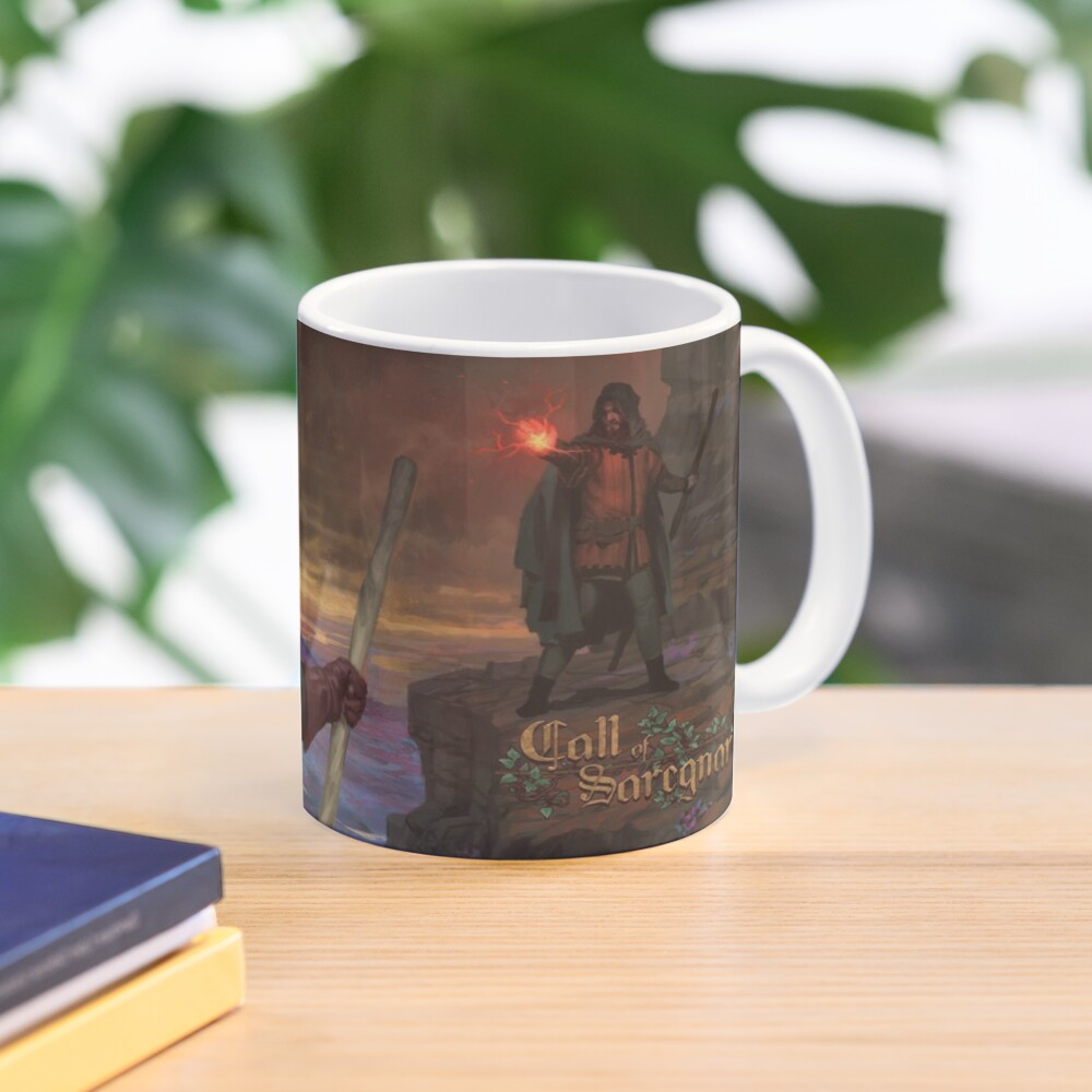 CoS Official (Art Version) Mug