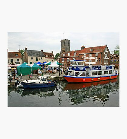 Wareham Market Photographic Print