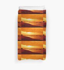 Golden Sunrise-Early Dawn     ^ Duvet Cover