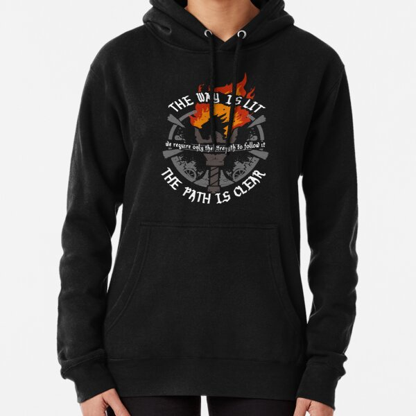 The Way Is Lit Pullover Hoodie