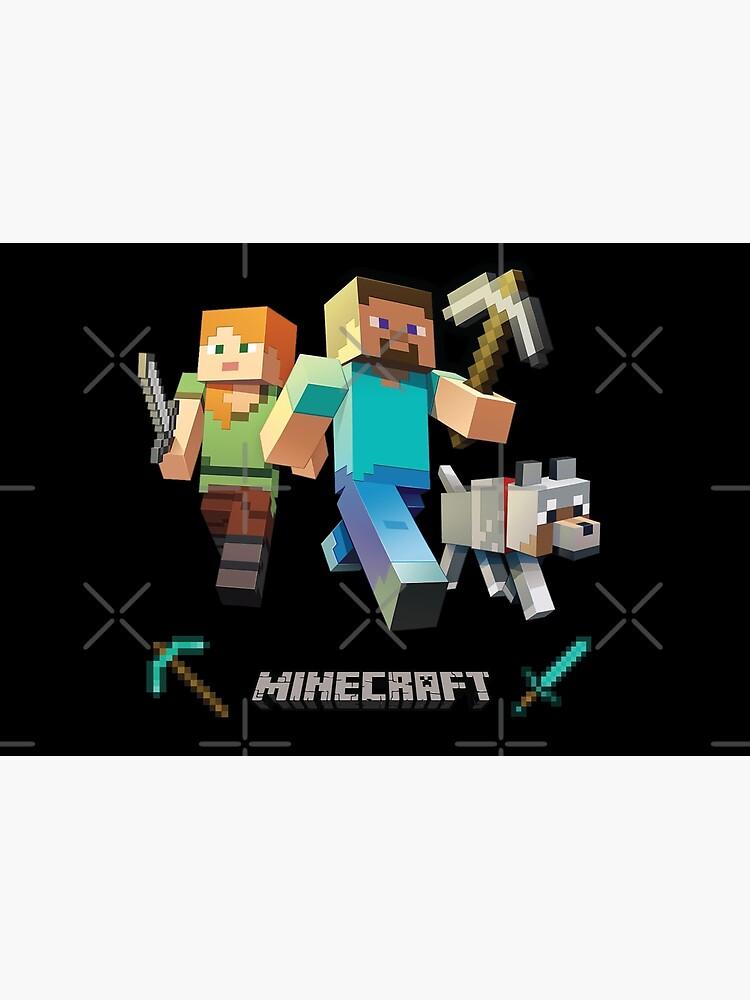 Minecraft Heroes by slvdesign