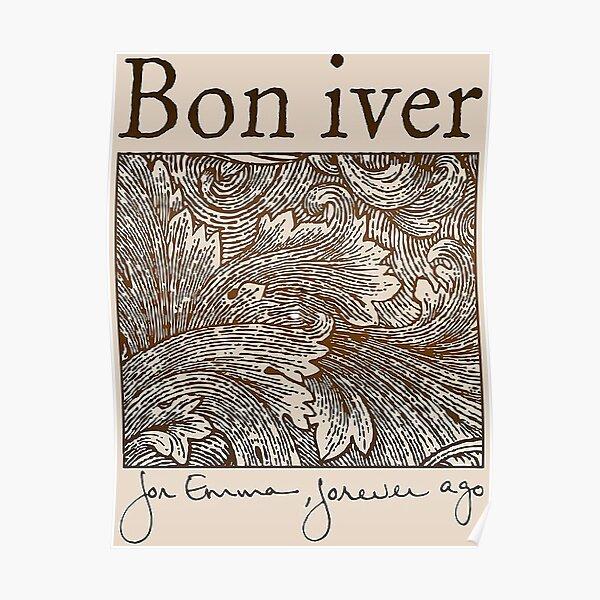 Bon Iver - For Emma, Forever Ago Poster