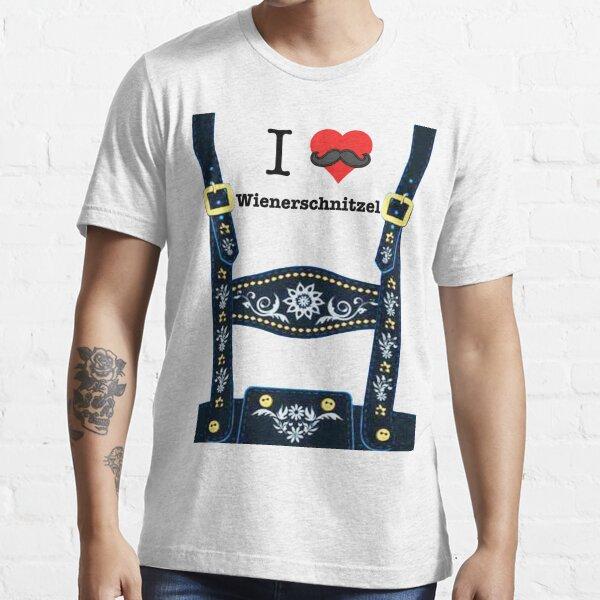 Lederhosen - Blue Essential T-Shirt