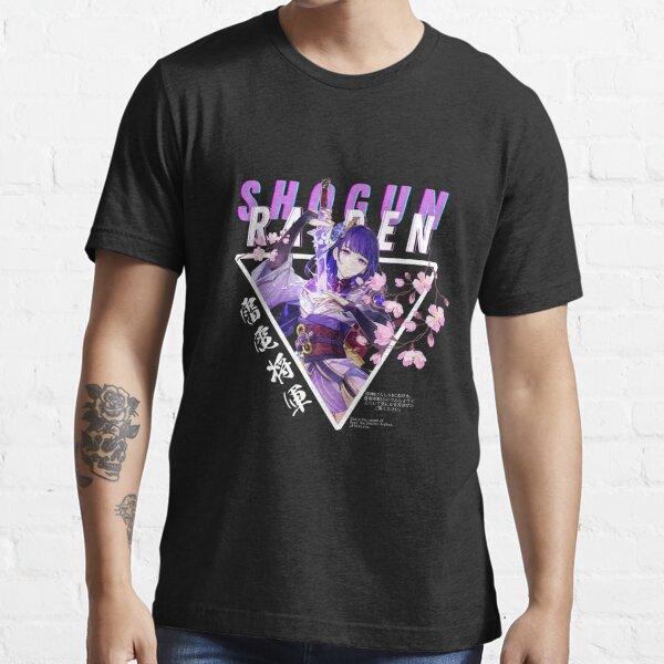 Raiden Shogun BAAL - Genshin Impact Neuer Charakter Essential T-Shirt