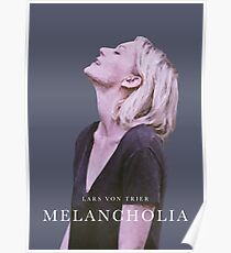 melancholia | alternative movie poster Poster