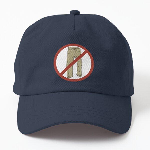 No Pants! Dad Hat