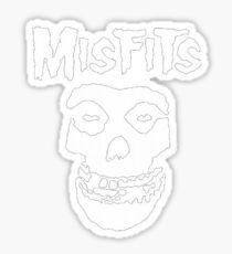 Misfit  Sticker