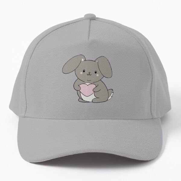 Love Bunny Baseball Cap
