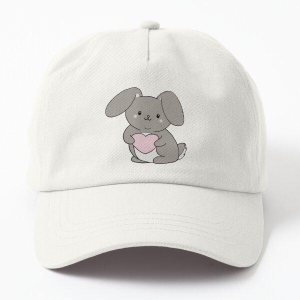 Love Bunny Dad Hat
