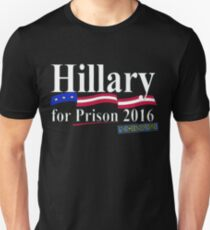 Hillary til the end of time 1 T-Shirt