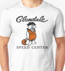 Glendale Speed Center Slim Fit T-Shirt