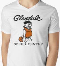 Glendale Speed Center Men's V-Neck T-Shirt