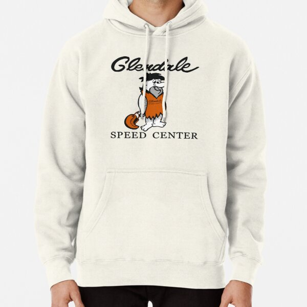 Glendale Speed Center Pullover Hoodie