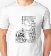 Bex T-K: Bexican Collaboration #1 Unisex T-Shirt