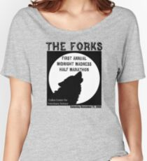 Run The Forks Women's Relaxed Fit T-Shirt