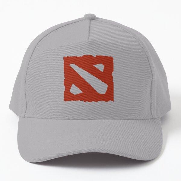 Dota 2 Logo Artwork Baseball Cap